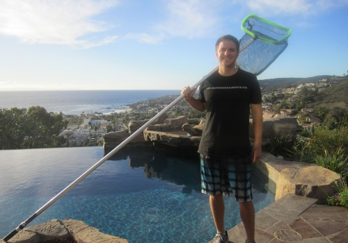 Laguna Beach Pool Service, Maintenance Repair Cleaning