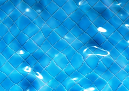 Pool Tile Cleaning By Hand Or By Pool Service